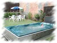 masážní  bazény -  whirpooly
